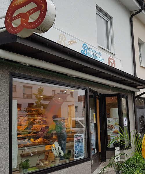 Bäckerei Brücklmaier Michaeliburg