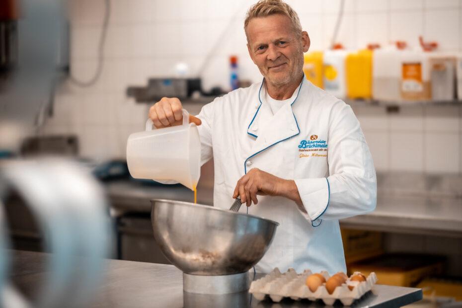 Beste Zutaten bei Meisterbäcker Brücklmaier
